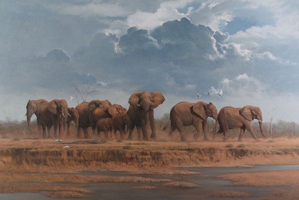 Matriarchal Herd